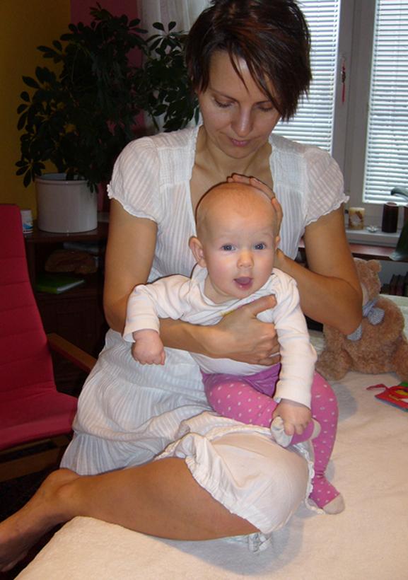 Kraniosakrální terapie pro maminky a děti