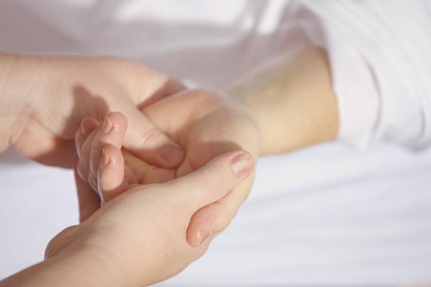 Léčivý dotek